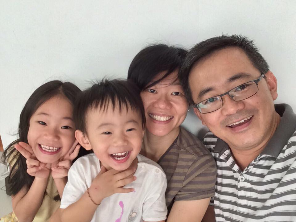 Jia Yi (8)/Mr and Mrs Wong (Parents)